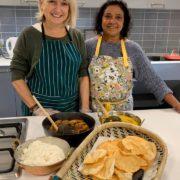 Cooking workshop Surrey Hills