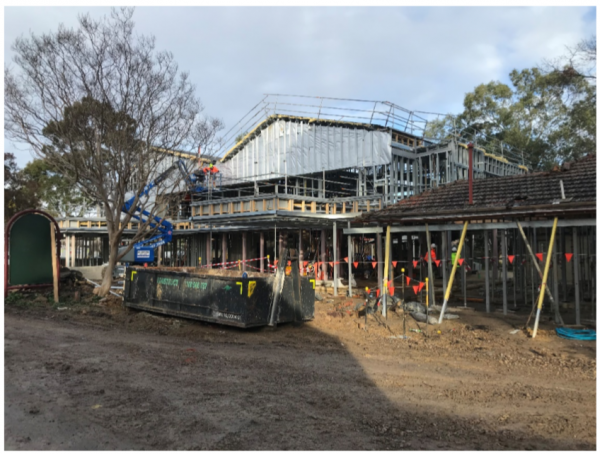 Balwyn Community Centre upgrade