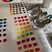 Painting workshop Surrey Hills