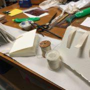 Book binding workshop Surrey Hills